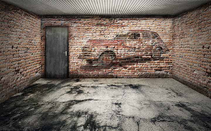 garage ideas- clear it